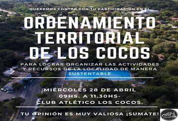 La Municipalidad de Los Cocos informa